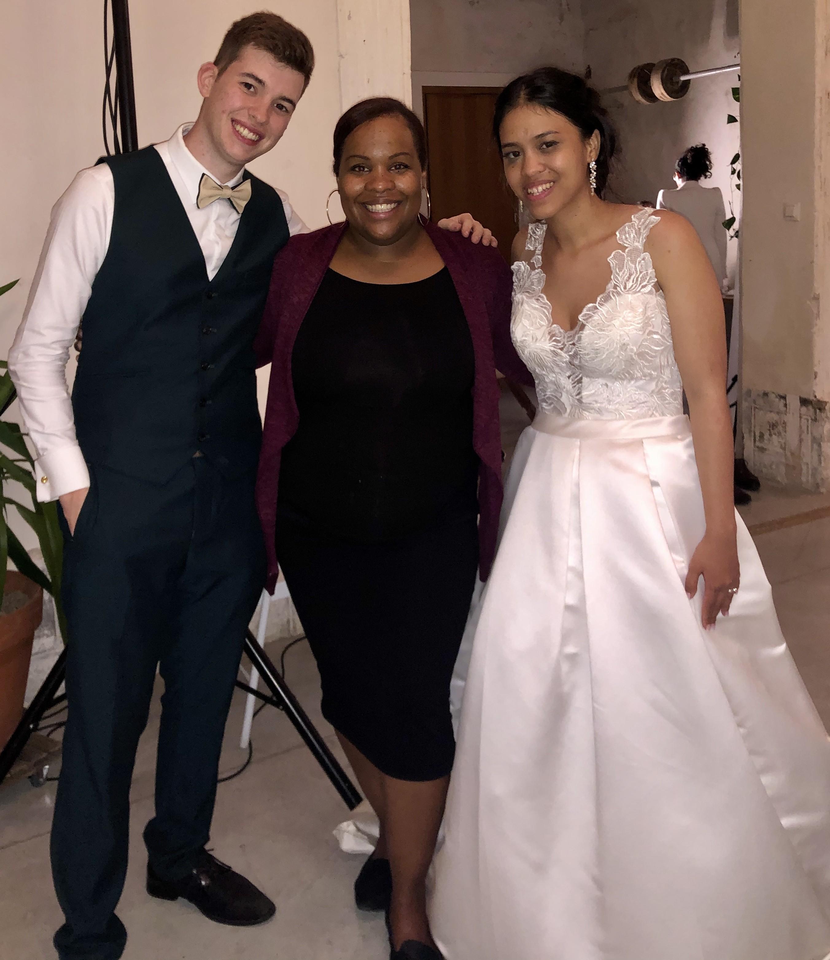 Mariage Naomie et Jeremy <3